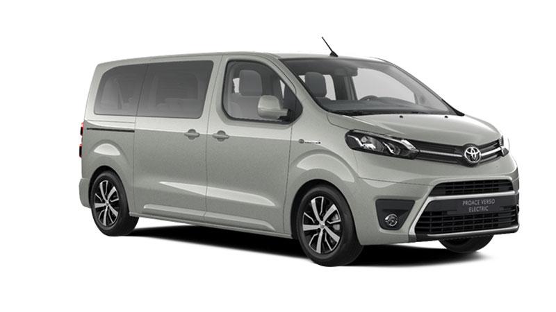 Toyota Proace Verso EV