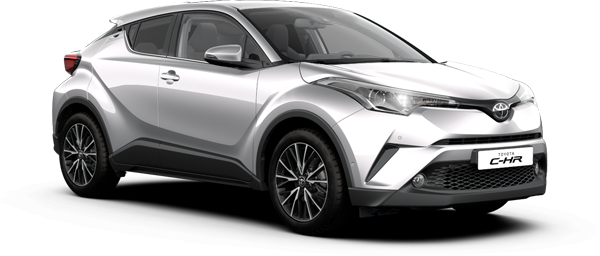 Toyota C-HR Team D