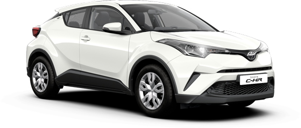 Toyota C-HR Flow