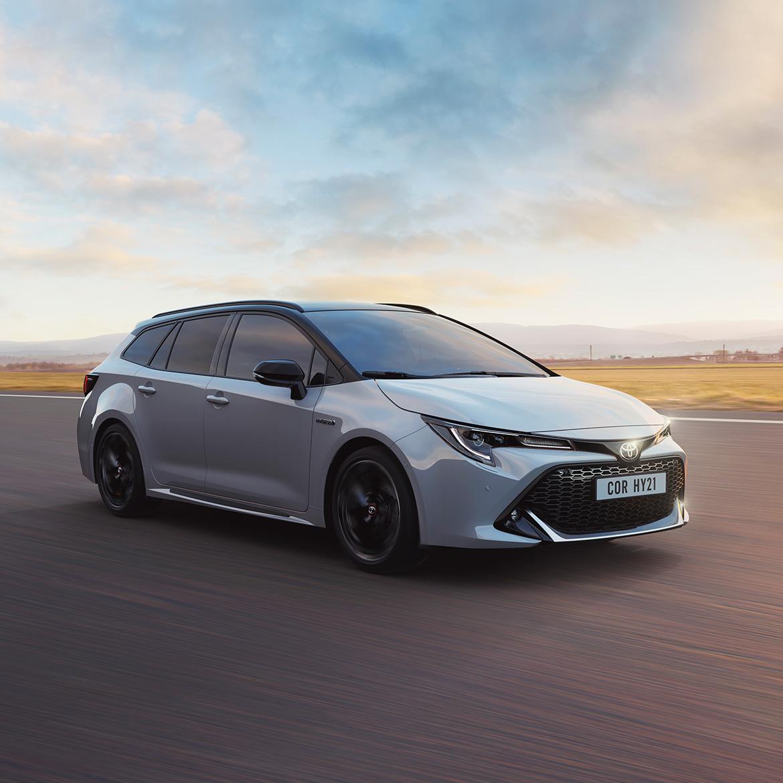Corolla Hybrid elektrisch