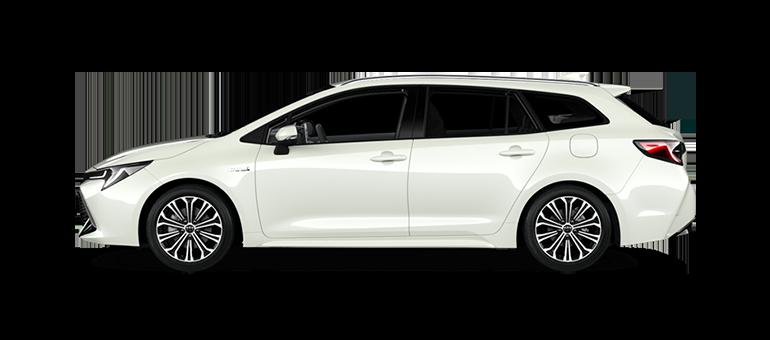 Corolla TS Hybrid
