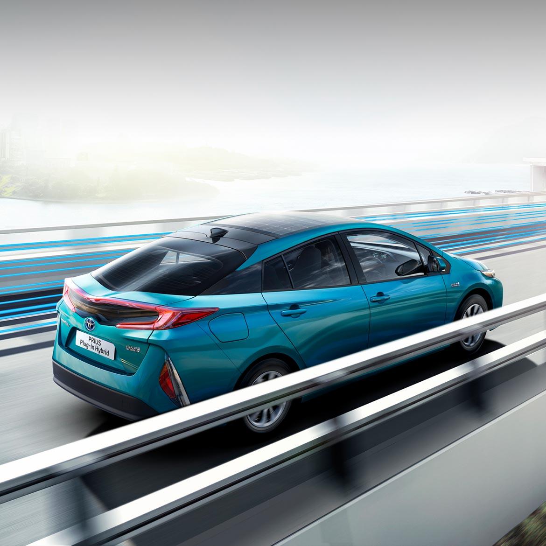 Prius Plug-in Hybrid - Hybrid elektrisch
