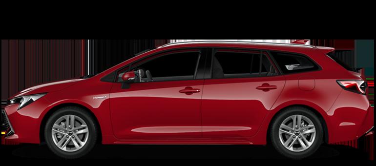 Corolla TS Hybrid Business Edition
