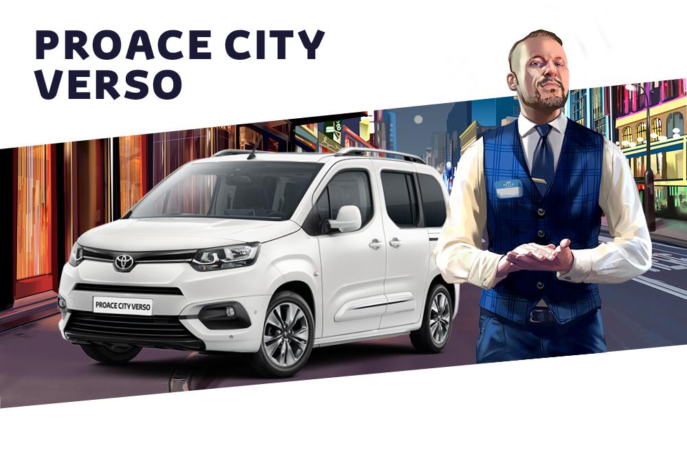 Auto Proace City Verso