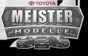 Toyota Meistermodelle