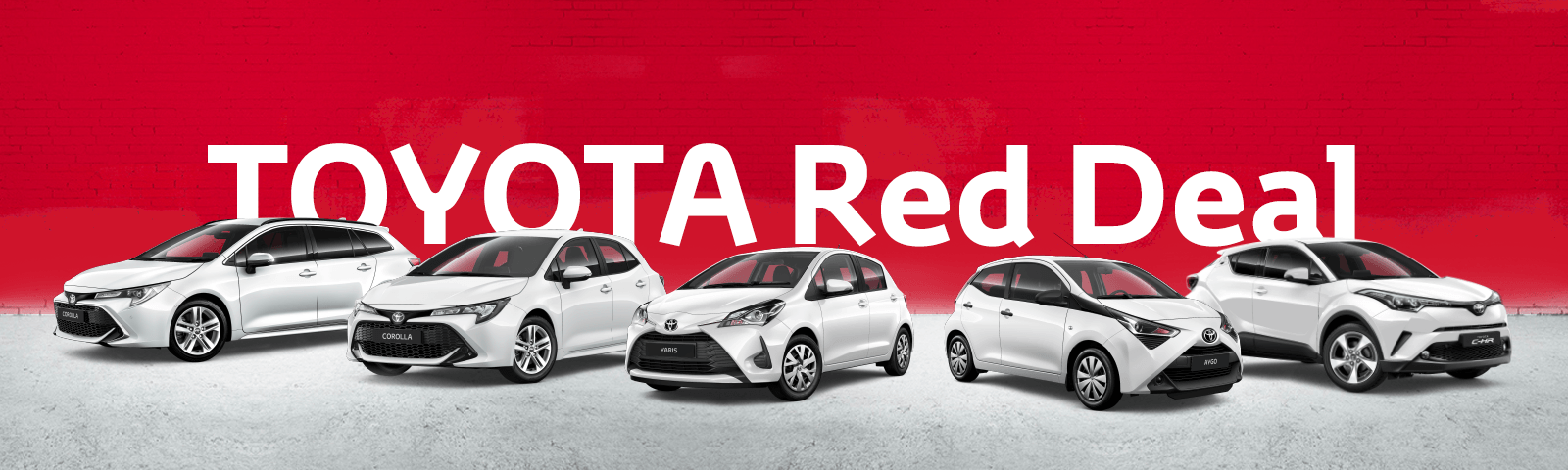 Toyota Red-Deal