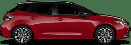 Toyota Corolla Team-D